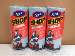 Scott shop towels original 3 pack
