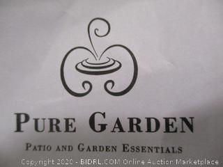 Pure Garden - Antique Bird Bath