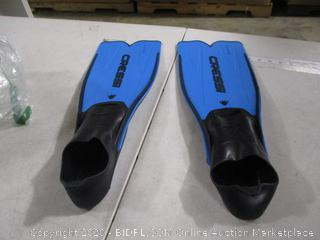 Cressi- Rondinella- Snorkeling Fins- Size 1 to 2