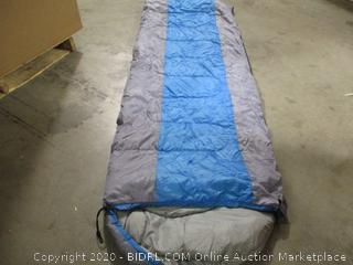 """Camping Sleeping Bag, 22"""" x 84"""" (See Pictures)"""