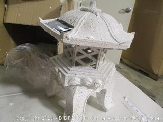 Tiaan- Solar Pagoda- Garden Solar Lamp