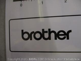 Brother- Paper Piercing Mat