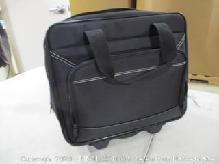 Amazonbasics- Wheeled Laptop & Tablet Bag- Black