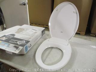 American Standard- AquaWash- Non Electric Bidet Elongated Seat