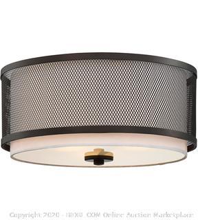 Meridian Lite Trends Lighting Fixture - Oil Rubbed Bronze
