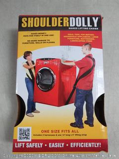 SHOULDERDOLLY LIFT STRAP, Shoulder Dolly