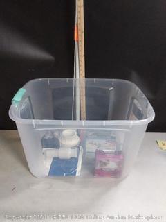 Misc bundle with bucket