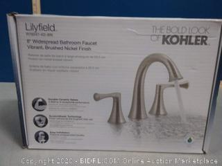 KOHLER Lilyfield 2-Handle Widespread Home Bathroom Faucet(previously owned) online $133