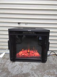 Real Flame Electric Firebox Fireplace Insert (insert only) online $299