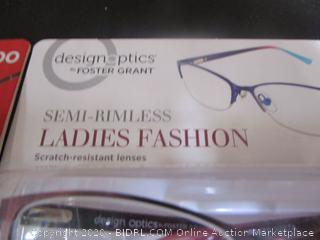 Design Optics Glasses Lot