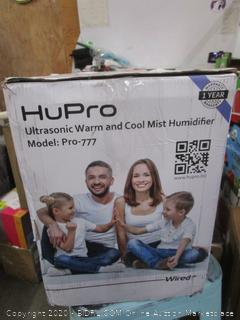 HuPro Ultrasonic Warm & Cool Mist Humidifier