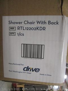 Drive Shower Chair