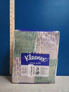 Kleenex Ultra Soft Tissues (4 Cartons)