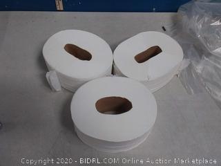 Scott Jr jumbo roll bath tissue 2 ply 3 pack