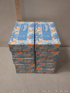 Kleenex facial tissue 10 boxes