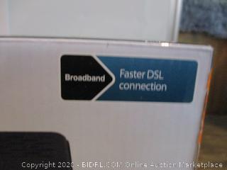 D-Link ADSL2 + Modem