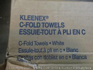 Kleenex C-Fold Towels