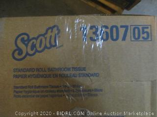 Scott Standard Roll Bathroom Tissue