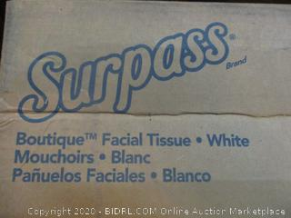 Surpass Boutique Facial Tissue