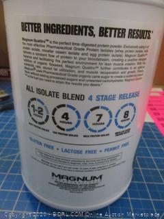 Magnum Protein Powder