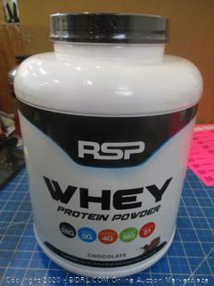 RSP Whey Protein Powder
