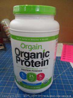 Orgain Organic Protein
