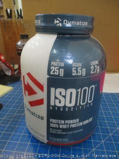 ISO 100 Protein Powder
