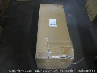 Hybrid Mattress Topper (Box Damage)