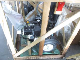 Craftsman Log Splitter