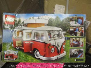 Lego Volkswagon Camper Van