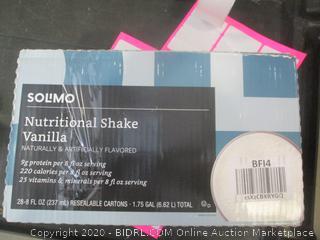 Nutritional Shake Vanilla