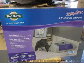 ScoopFree Disposable Crystal Litter Tray