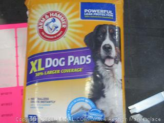 XL Dog Pads