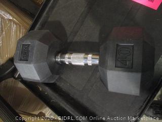40lb.Weight