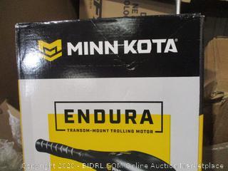 Endura Transom-Mount Trolling Motor