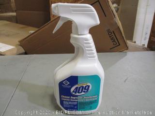 409 Cleaner Degreaser