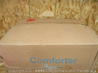 Comforter Set Size Queen (Box Damage)