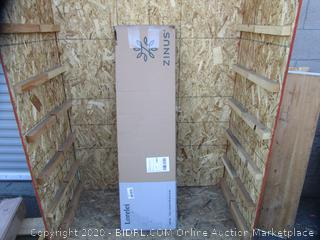 Platforma Bed Frame Size Full (Box Damage)