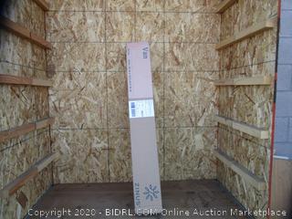 Platforma Bed Frame Size Twin
