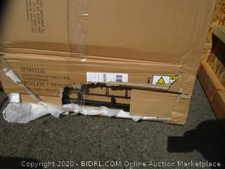 Convertible Crib (Box Damage)