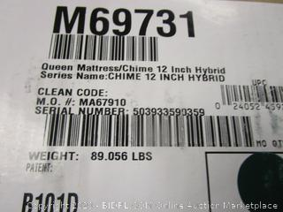 Memory Foam Mattress Size Queen