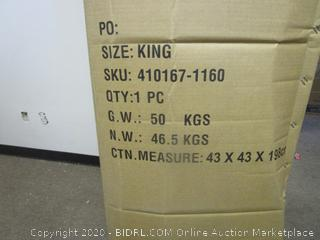 Cool Gel Mattress Topper Size King