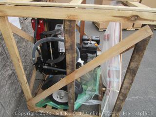 Craftsman OHV Horizontal Shaft Engine