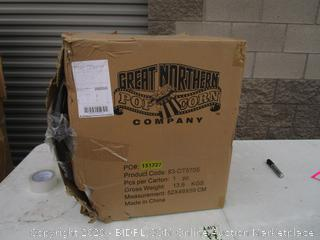 Great Northern Popcorn Company Replacement Cart (Box Damage)