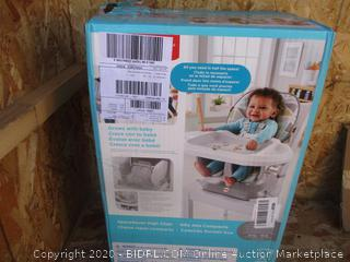 Fisher Price Space Saver High Chair (Box Damage)