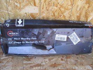 """23"""" Winch Mounting Plate (Box Damage)"""