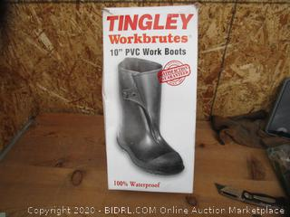 Waterproof PVC Work Boots