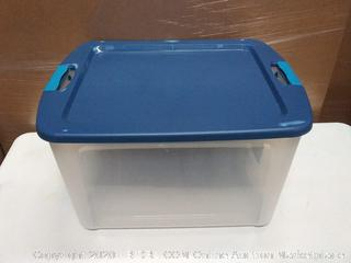 Sterilite 18 Gal Bins with lid