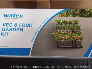 Watex PGWSK-2 Urban Farming Vertical Garden, Black