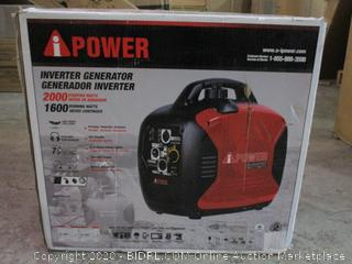 Power Inverter Generator